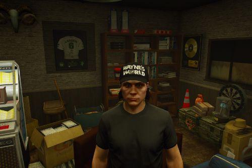 Wayne's World Cap