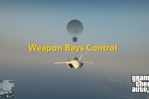 Weapon Bays Control