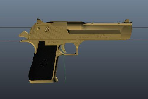 541f2d golden desert eagle