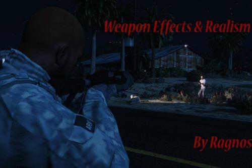 Weapon Effects & Realism Mod