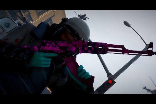Weapon Skin (for Jmonkey's AK47)