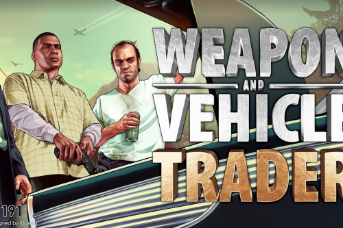Weapon/Vehicle Trader