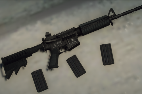 Weapons Addon Components