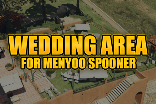 Wedding Area [Menyoo]