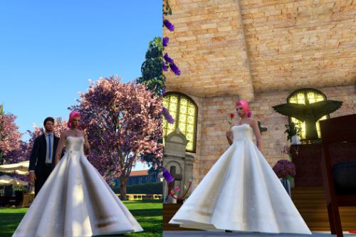 Wedding Dress [SP/FiveM]