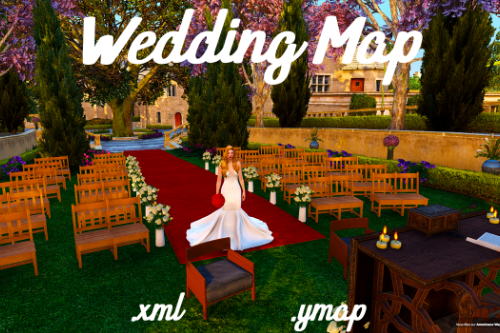 Wedding map [Menyoo / FiveM]