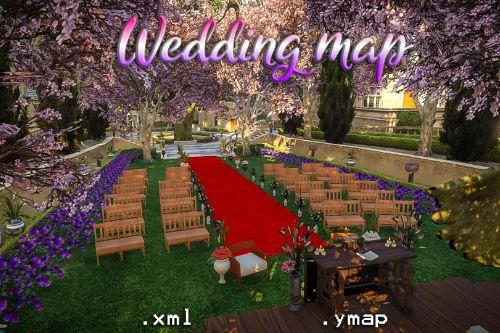 Wedding map [Menyoo / FiveM]