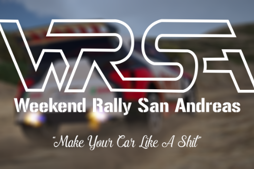 Weekend Rally San Andreas [Menyoo Map]