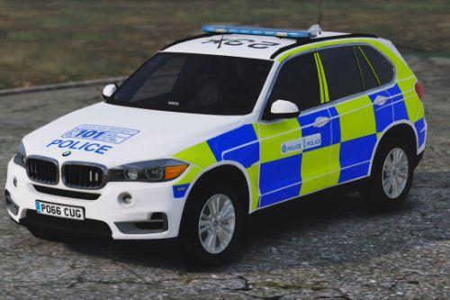 West Mercia Police BMW X5 [ELS]
