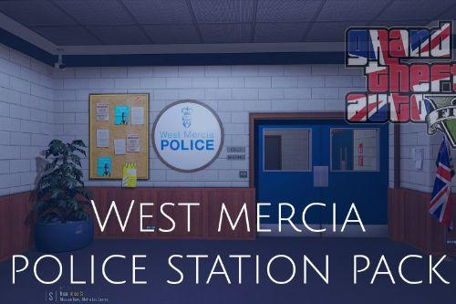 309cce west mercia police stations pack