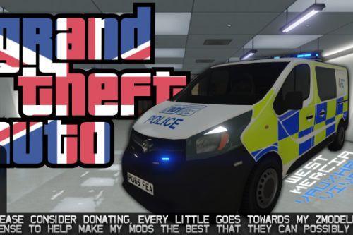 West Mercia Police Vauxhall Vivaro [OIV]