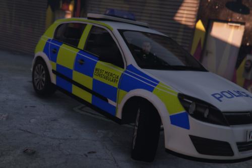 West Mercia Police Vehicle Skin Pack