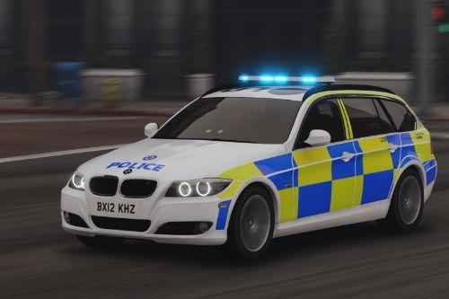West Midlands Police 330D E91
