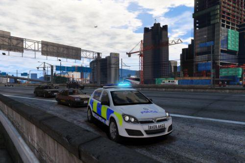 West Midlands Police 4K - Astra 2015 Skin