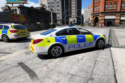 West Midlands Police 4K- Vauxhall Insignia Response