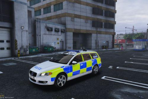 West Midlands Police  4K - Volvo V70 Traffic Car