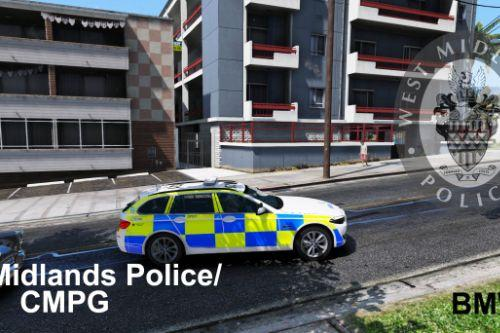 West Midlands Police / CMPG 4K - BMW 5 Series