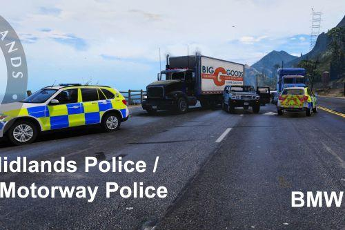 West Midlands Police/CMPG 4K - BMW X5