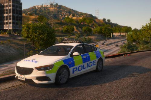 West Midlands Police Vauxhall Insignia 2019