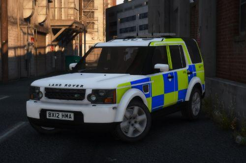 West Midlands Police - Land Rover Discovery 4 [ELS]