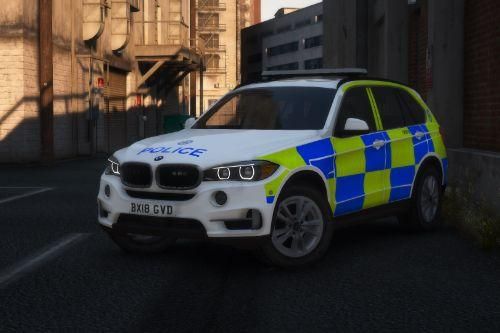 West Midlands Police - BMW X5 F15 ARV [ELS] [INTERIOR] [GUN LOCKER]