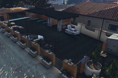 West Palms Villa and Garage