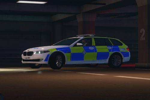 West Yorkshire Police 2011 BMW 525d ARV