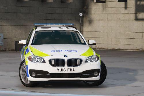 West Yorkshire Police - BMW 525D Touring RPU [ELS]