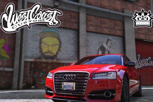 WestCoast Customs L.A. (Benny's Motor Works)