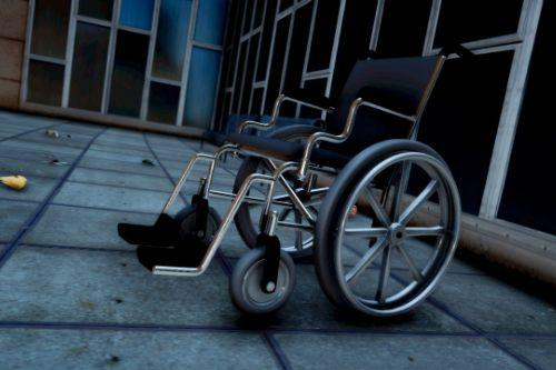 Wheelchair [Add-On]