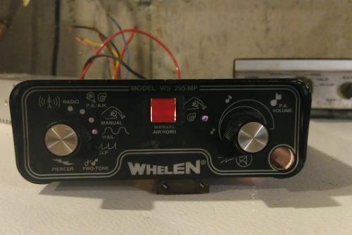 Whelen WS-295 Siren Pack