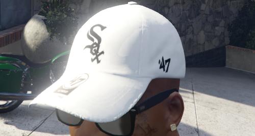 White Cap - Chicago Sox Mvp 47 Brand