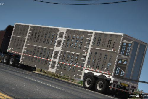 Wilson Cattle Trailer [Replace]