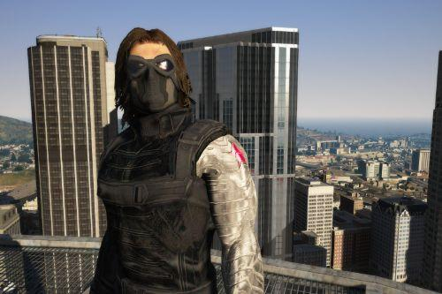 Winter Soldier [Add-on Ped]