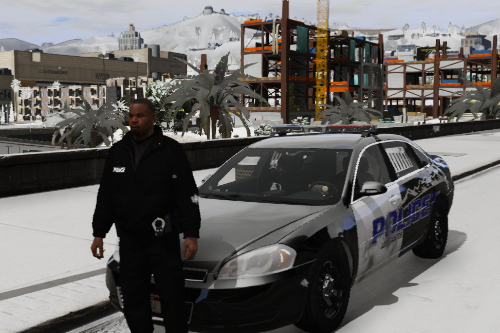 Winter Uniforms for LSPD Ped