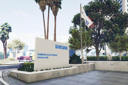 Wiwang to Samsung HQ Building [ Ymap add-on ]