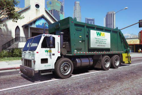 WM Waste Magement Livery