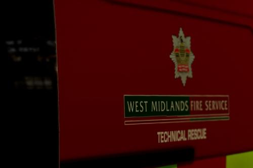 WMFS Technical Rescue Sprinter