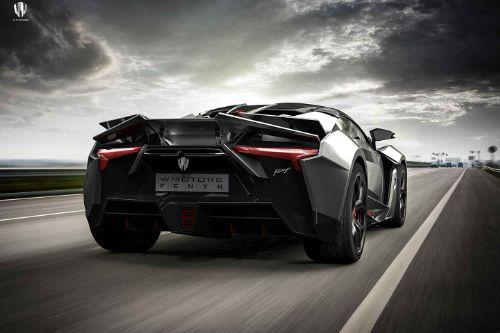 WMotors Fenyr Supersport Realistic Handling and Sound