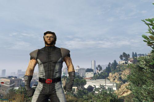 Wolverine dofp retexture