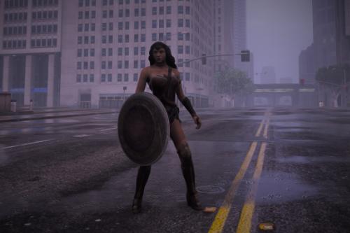 Wonder Woman BvS [Addon-On Ped]