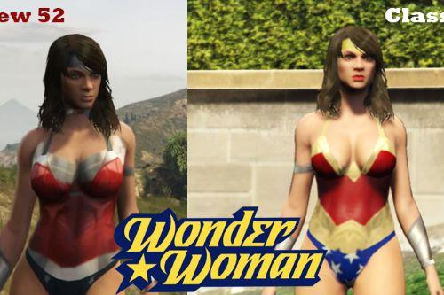 Wonder Woman: New 52 & Classic