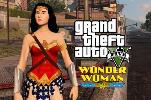 Wonder Woman (Retexture)