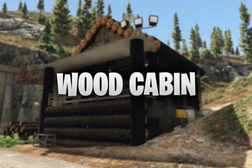Wood Cabin near Paleto Bay Hunting Cabin / Zombie Outbreak Cabin [MapEditor]