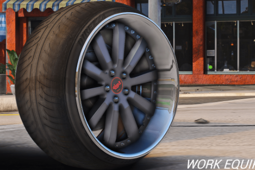 Work Wheel Pack#2