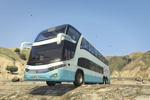 World of TUI Tourbus [4K Skin]