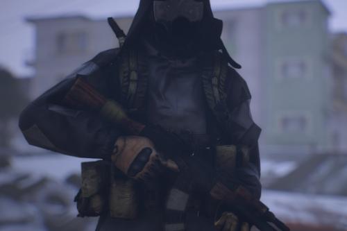 Worn Out AK47