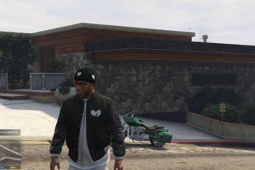 Wutang Jacket and Cap