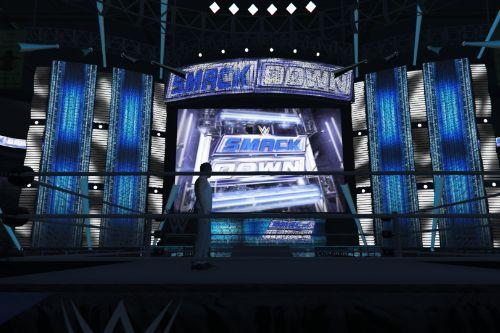 WWE SmackDown Arena