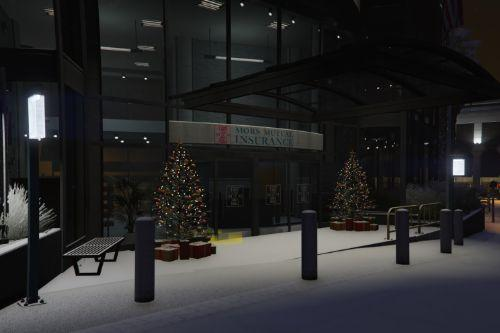 XMAS Mors Mutual Insurance [Add-On | FiveM]